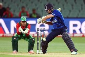 Lions eye big total with Ben Stokes's century