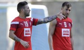 Eibar players apologize for sex video