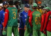 Bangladesh field first after losing toss