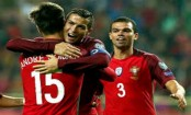 Ruthless Ronaldo hits four, France and Dutch run riot