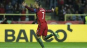 Cristiano Ronaldo runs riot on Portugal return; France, Netherlands win