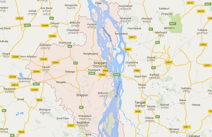 UP member hacked dead in Sirajganj