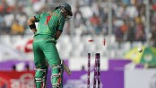 Bangladesh reel after losing 5 wickets