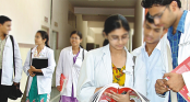 MBBS admission test result to be published today