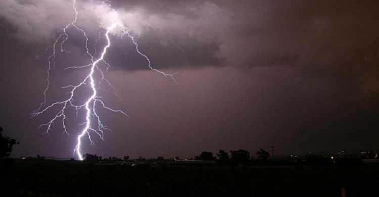 Lightning kills two in Sherpur