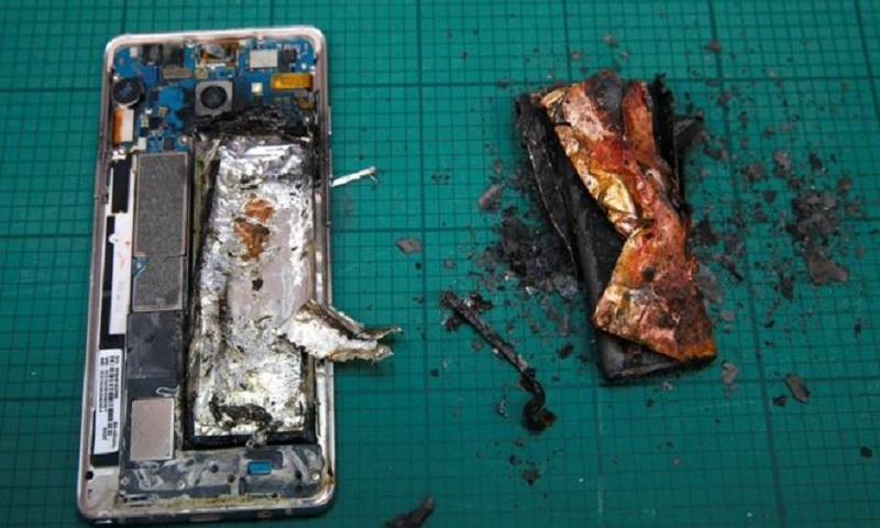 Samsung Galaxy Note 7 owners told to turn off device