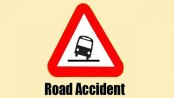 Schoolgirl crushed under microbus in Nilphamari