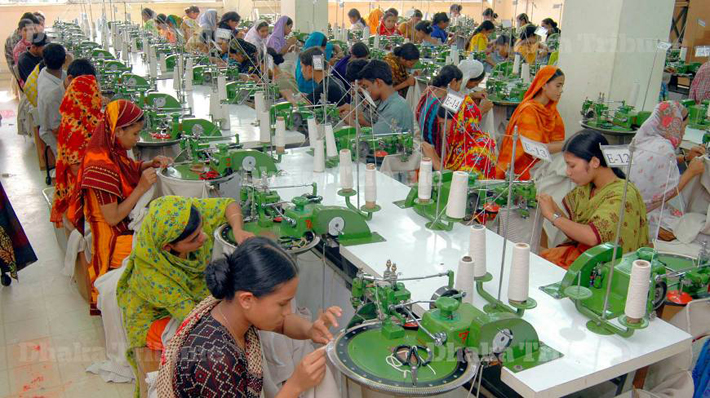 Textile and garment factories to halt production in Gazipur Industrial area