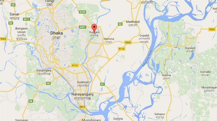Schoolgirl killed in Rupganj road crash
