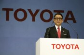 Toyota recalls 340,000 Prius hybrid cars for faulty brakes