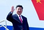 Xi leaves Dhaka