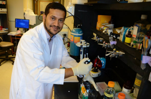 B'deshi PhD student receives $98,950 in grant from American Heart Association