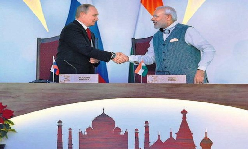 India to buy S-400 missiles from Russia