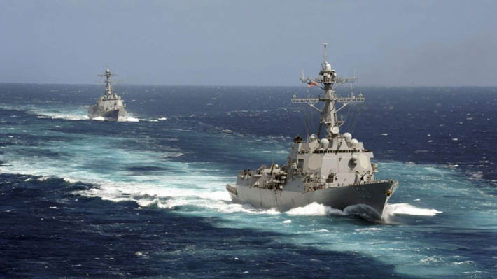 Security of Indian Ocean linked to stability of global economy: US