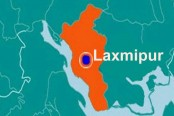 Housewife crushed under truck in Laxmipur