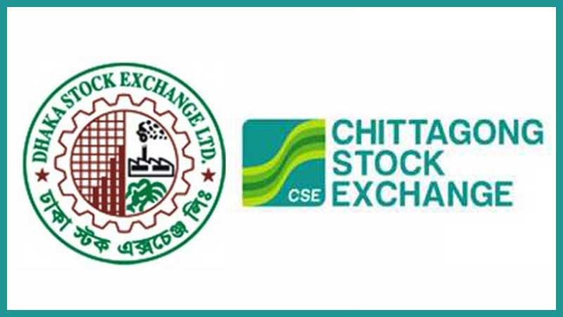 DSE, CSE down at opening