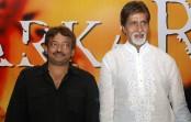 Amitabh begins shooting for 'Sarkar 3'