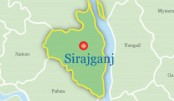 Elderly woman dies falling from auto rickshaw in Sirajganj