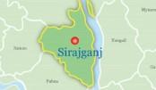 Elderly woman dies falling from auto rickshaw in Sirajganj