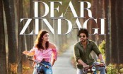 'Dear Zindagi' first look: Like long-lost friends, Alia Bhatt, Shah Rukh go cycling
