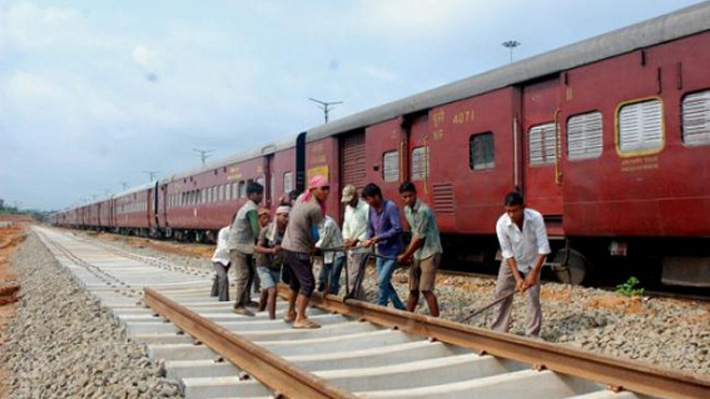Work starts for new India-Bangladesh rail project