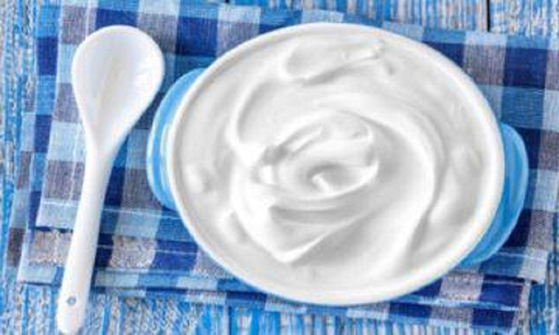 Stop cravings for unhealthy food with yogurt