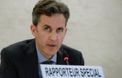 Freedom of expression under attack worldwide: UN rights expert