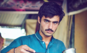 Pakistani 'chai wala' turns model after finding internet fame