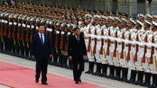 Duterte hold talks with Xi in China