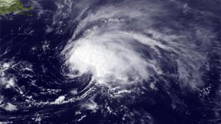 Potential cyclone brewing in Bay of Bengal