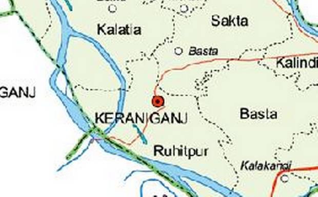 JCD vice-president held in Keraniganj