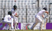Bangladesh v England - day two