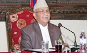 Former Nepali PM Oli cancels Bangladesh visit to attend Awami League council