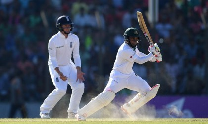 Bangladesh 221 for 5 at the end of day-2