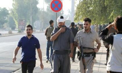 IS militants attack Iraqi city of Kirkuk