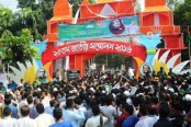 AL council makes Suhrawardy Udyan joyous