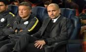 Aguero, Kompany staying put: Guardiola