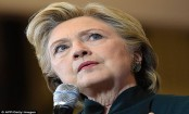 Hillary Clinton HQ evacuated after white substance found