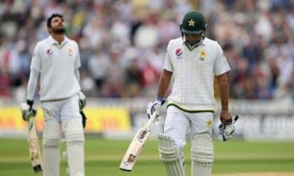 Bangladesh v England - day three