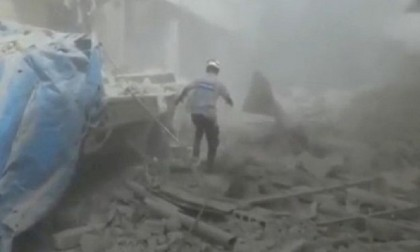 Syria accused of third chemical attack