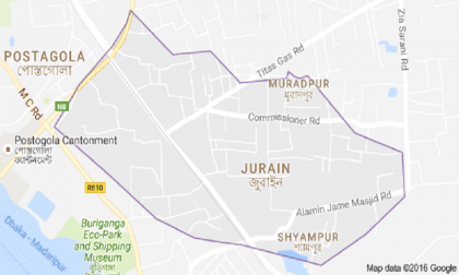 4 injured as house catches fire in Jurain