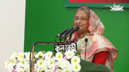Make list of poor people, Hasina asks AL followers