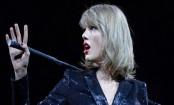 Taylor Swift plays Formula One