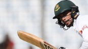 Sabbir keeps hope alive against England as history beckons