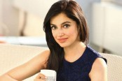 Divya Khosla shoots a short video for Breast Cancer Awareness