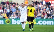 Bob Bradley left frustrated as Swansea City draws with Watford
