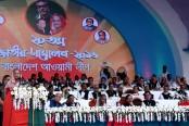 Project dev activities to win next polls: Hasina