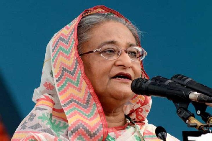 Foreign delegates praise PM for combating terrorism
