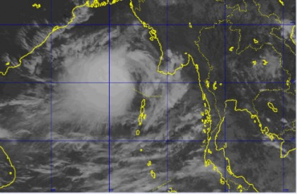 Depression in Bay likely to intensify further
