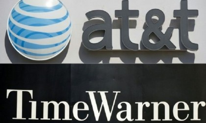 AT&T announces $86bn Time Warner deal